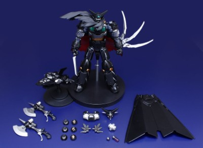 Fewture EX-GOKIN Black Getter Ryoma Re-Paint