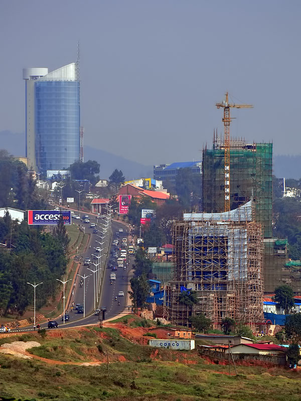 Hotel Downtown Kigali