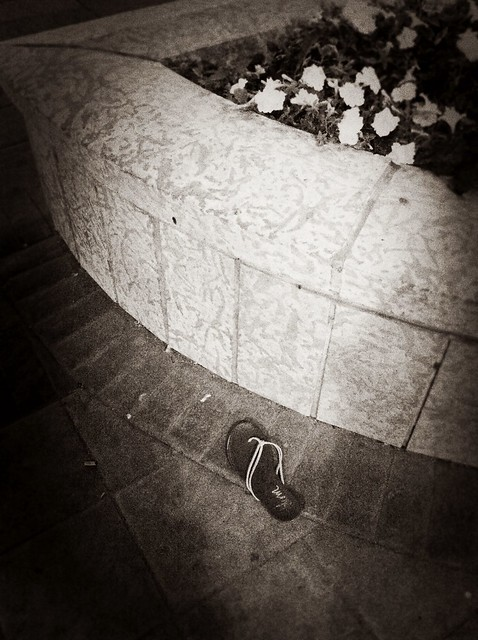 motherless shoe