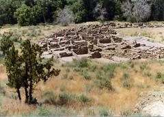 Tyuonyi Pueblo (Andy961) Tags: newmexico nm picnik bandeliernationalmonument nrhp tyuonyipueblo