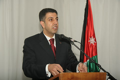 UfMS Secretary General Ahmad Masa'deh, EMPA General Assembly meeting (ahmadmasadeh) Tags: ahmad masadeh