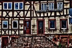 HDR-Fachwerkhaus (Hinkelstein1) Tags: photography nikon tor hdr fachwerk d3000 hinkelstein1