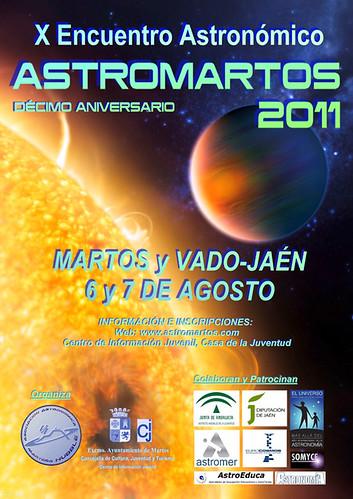 Astromartos 2011