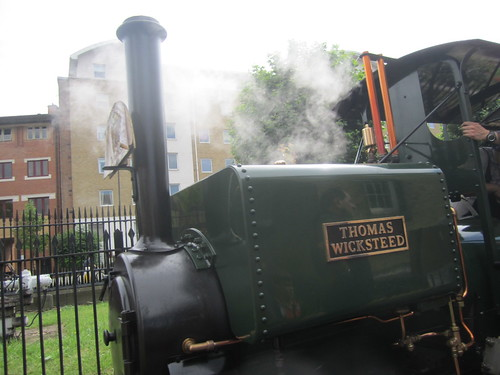 Thomas Wicksteed  Engine