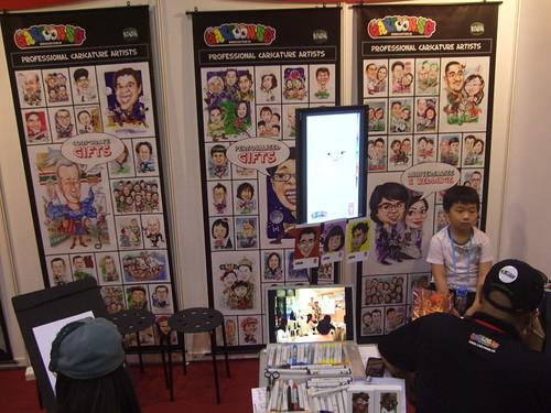 STGCC 2011 ROCKETRAYGUN KELVIN CHAN