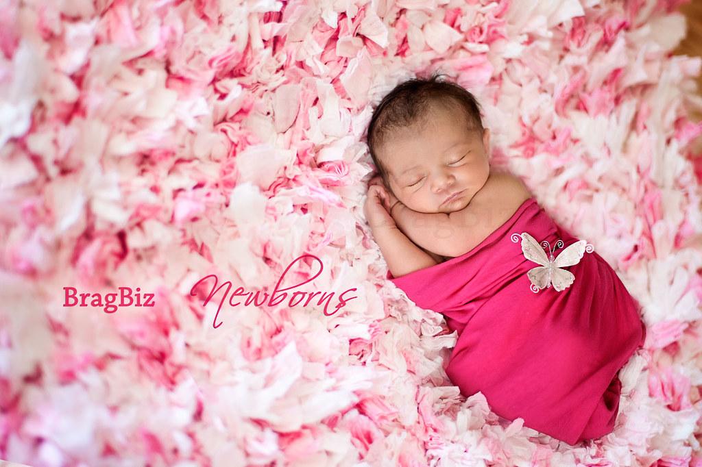 Newborn Photography in Austin Texas by BragBiz LIndy Mowery