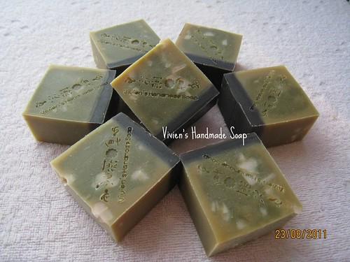 甜杏酪乳皂(無香)_Wenny