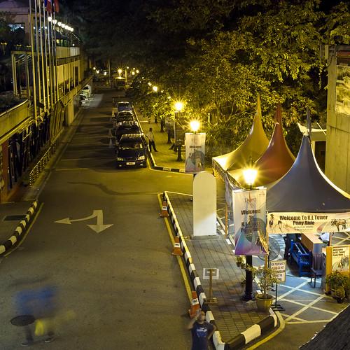 Calles de Kuala Lumpur Foto 2