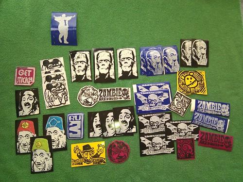 Zombie Art Squad