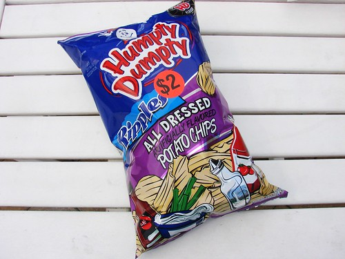 Bag of All Dressed Chips
