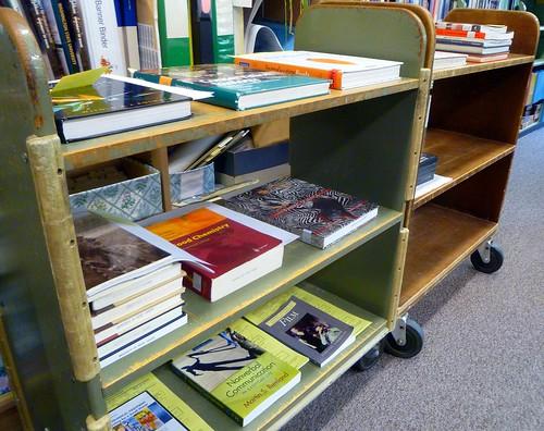 books in process