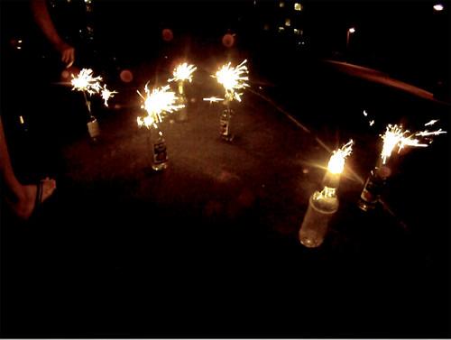 Date#6 Fireworks