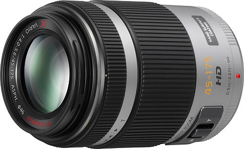Lumix G X 45-175mm and 14-42 Power Zoom Lenses Reviewed at ...