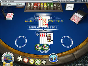 Blackjack Rival Strategy