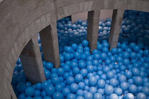 Un globo, dos globos...