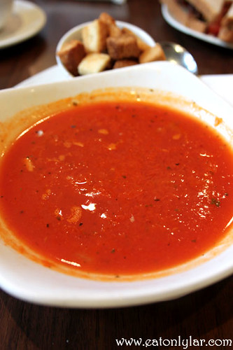Soup of the Day (Tomato Soup), The Food of Love
