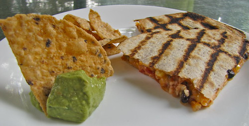 Grilled Quesadilla