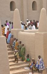 Children At Prayer (**El-Len**) Tags: africa architecture ch