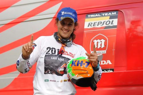 Laia Sanz-República Checa