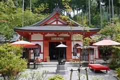 Sanzenin Temple