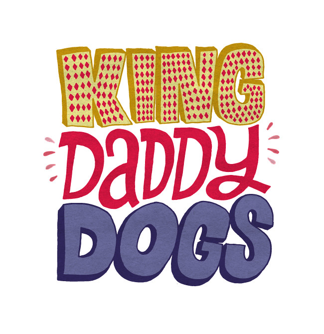 King Daddy Dog, Michele Bachmann, Chris Piascik