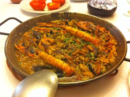 Tavèrnoles | Restaurant Fussimanya | Paella