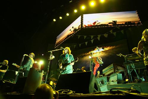 Arcade Fire Heineken Music Hall mashup foto - Arcade Fire, live at the HMH, Amsterdam