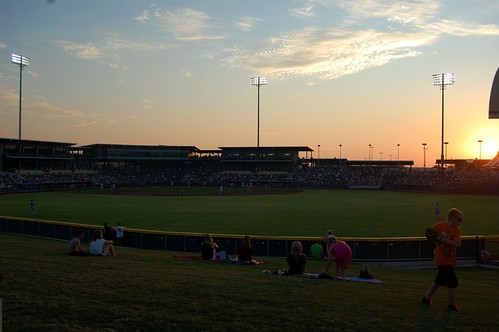 Beautiful Werner Park
