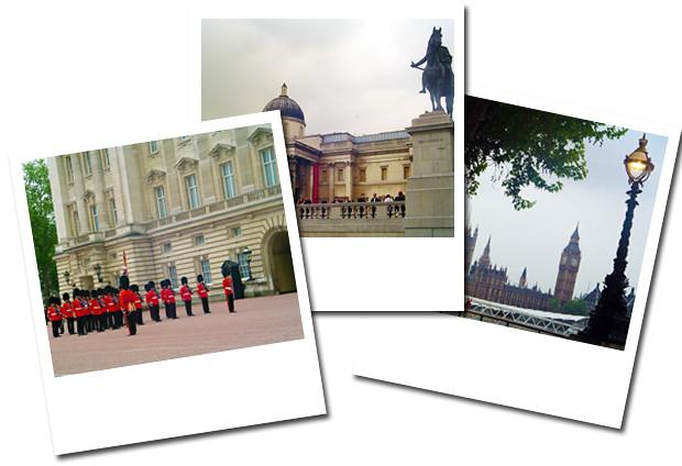 Roteiro de Londres1º Dia
