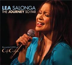 Lea Salonga CD cover