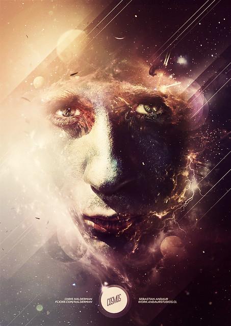 Cosmos by Chris Halderman