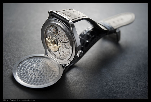 Photo Essay: Chopard LUC Chronometer