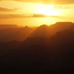 USA | canyon sunset I