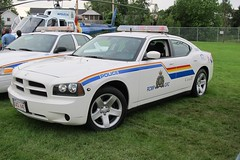 Royal Canadian Mounted Police, 2010 Dodge Charger (JarvisEye) Tags: auto canada car automobile police newbrunswick dodge dieppe cruiser patrol charger royalcanadianmounted gendarmieroyaleducanada