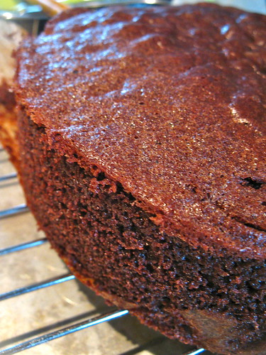 Singlish Swenglish Chocolate Pound Cake