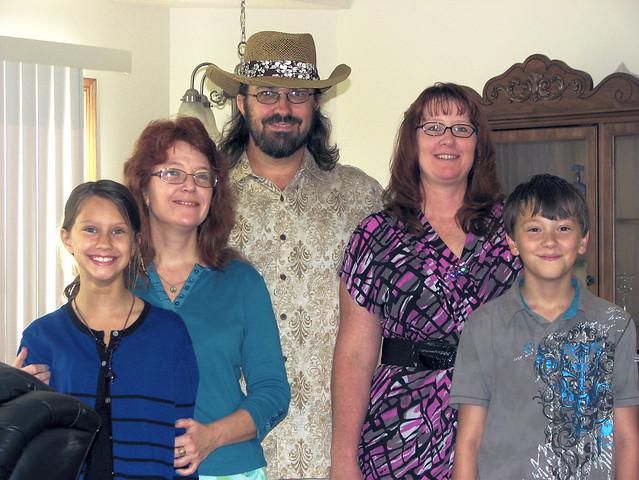 Eric Howton Family Portrait Labor Day 2011