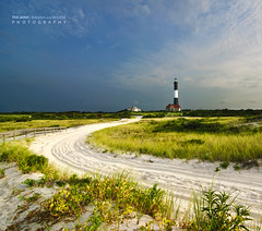 Road to the Fire Island Lighthouse at Sunrise (Babylon and Beyond Photography) Tags: ocean road light summer lighthouse beach grass sunrise landscape dawn sand nikon longisland babylon fireisland firstlight nikond90 flickraward flickraward5 flickrawardgallery flickrstruereflection1 flickrstruereflection2 flickrstruereflection3 flickrstruereflection4 flickrstruereflection5 flickrstruereflection6