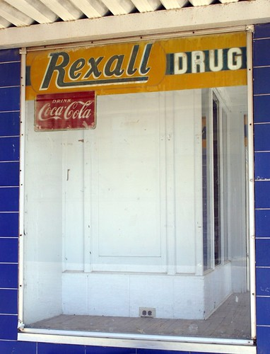 rexall drug window
