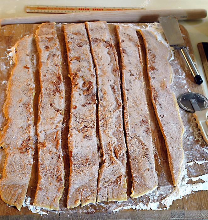 cinnamon pull apart bread9