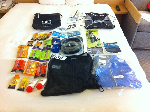 Alpine Challenge Goody Bag