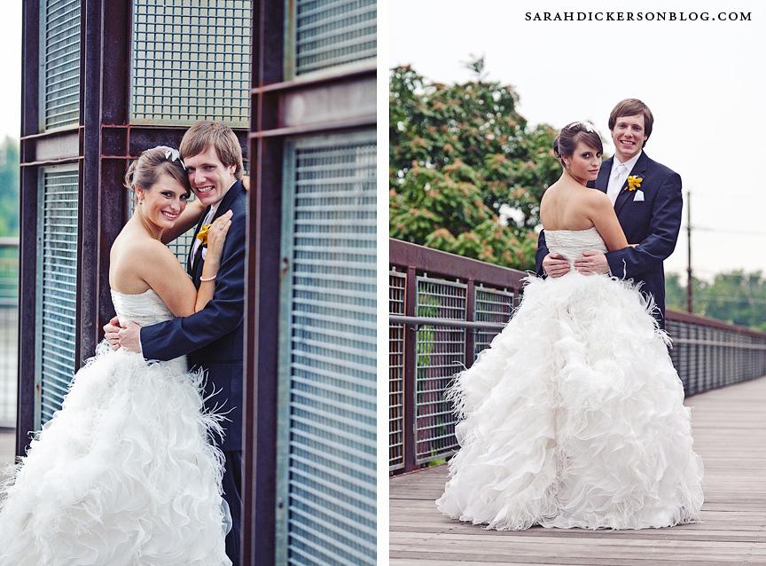 River Market Kansas City wedding photography