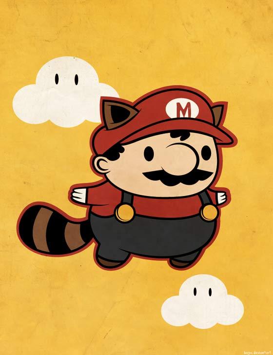 personajes tiernos de videojuegos