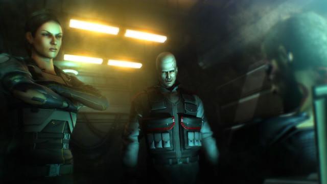 Deus Ex: Human Revolution 'The Missing Link' - Interrogation