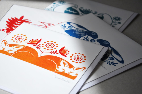 Notecards by Dee Beale