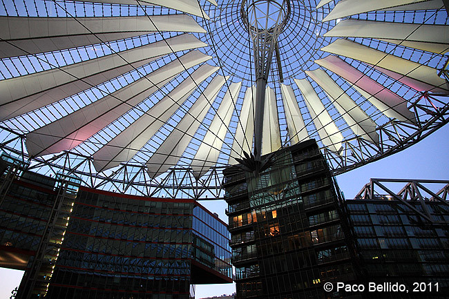 Berlín - Sony Center