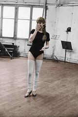 Brigitte Bardot (OFENA1) Tags: shoes blonde actress leotard leggings