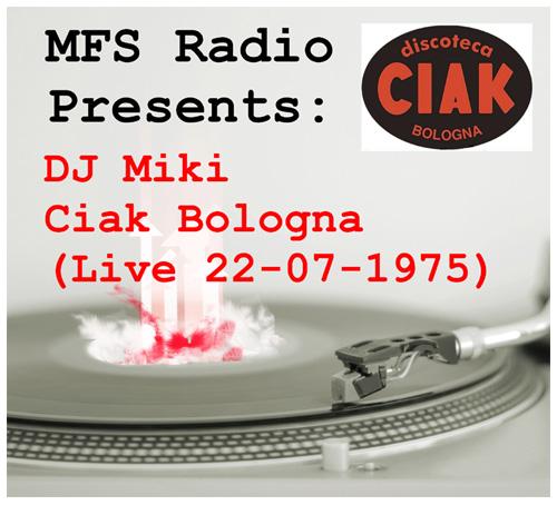 DJ Miki - Ciak - 22 - 07 - 1975 BL500