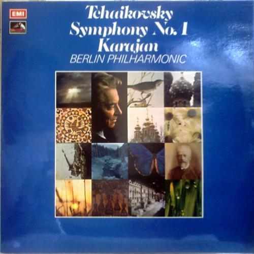 UK EMI ASD2814 KARAJAN - TCHAIKOVSKY SYMPHONY No.4