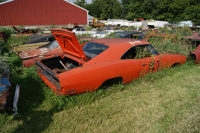 Salvage 1969 Dodge Chargers For Sale.html | Autos Weblog