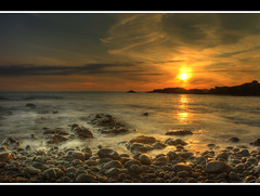 Bude Sunset #7 1st July 2011 (Tim Barker - in North Devon) Tags: sunset southwest nikon cornwall filter lee nd westcountry bude northcornwall leend ndfilter ndgrad summerleazebeach timbarker d7k d7000